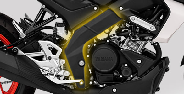 gambar delta box Yamaha MT-15 tahun 2019