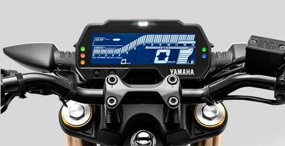 gambar detail Yamaha MT-15 tahun 2019