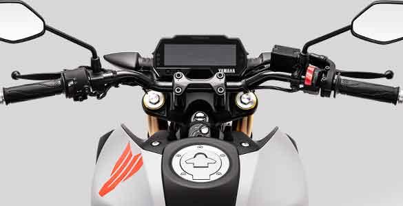 gambar stang Yamaha MT-15 tahun 2019