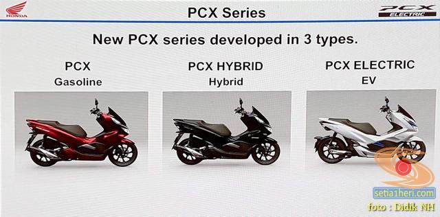 AHM luncurkan Honda PCX Electric tahun 2019 brosis (6)