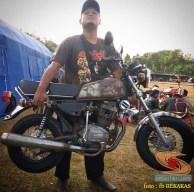 Kumpulan foto modifikasi sepeda motor salah pergaulan ...eh swap engine maksudnya brosis.. (9)