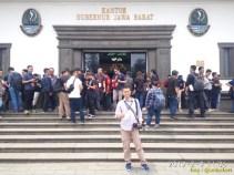 Sampurasun....Mengintip aktivitas Marc Marquez di Bandung brosis