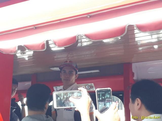 Sampurasun….Mengintip aktivitas Marc Marquez di Bandung brosis (8)