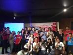 Family gathering blogger dan vlogger Jawa Timur bersama Honda tahun 2019