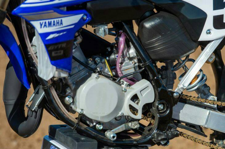 Mengenal mesin karbu Yamaha YZ65, motorcross kecil-kecil cabe rawit (2)