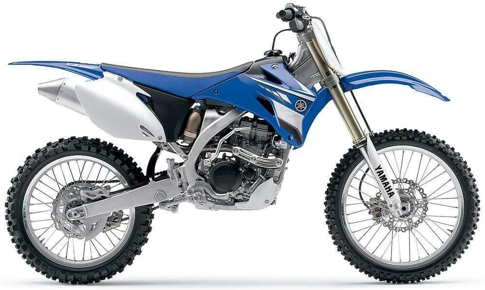 Yamaha YZ250F & Yamaha WR250F