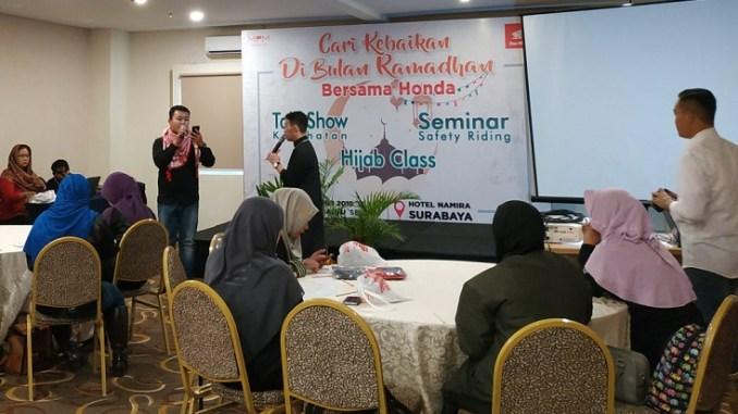 MPM Honda ajak konsumen Cari Kebaikan di Bulan Ramadhan