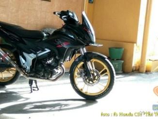 Pengalaman biker Honda CS1 ganti karbu dengan PE26 dan PE28, ini impresinya