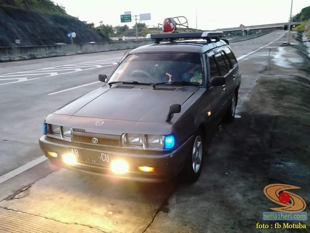 Pengalaman suka duka warganet memelihara motuba Mazda Vantrend (10)