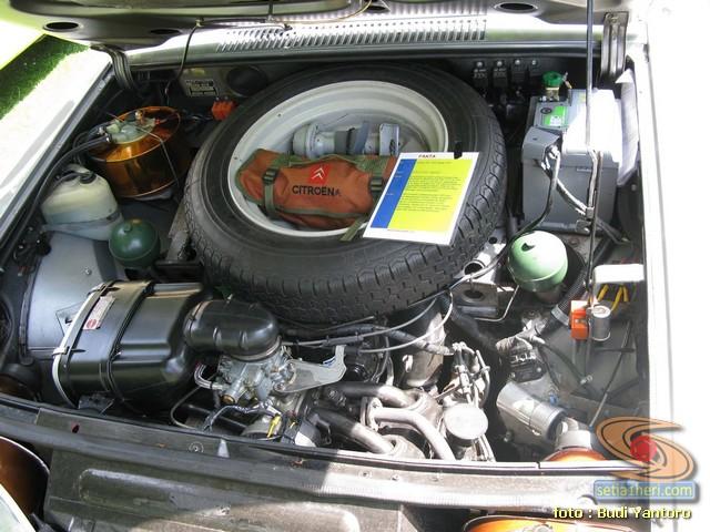 Pengalaman warganet memelihara motuba Citroen GS (1)