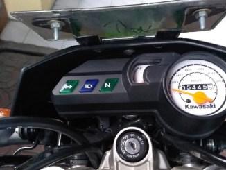 Indikator BBM di Kawasaki KLX posisi E padahal isinya full, kenapa?simak solusinya brosis