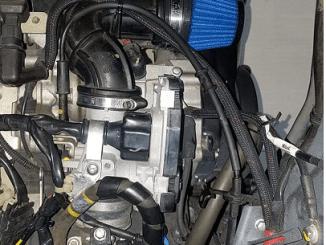 kelebihan dan kekurangan open filter pada mesin sepeda motor