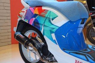 Konsep modifikasi Honda Genio tahun 2019, monggo diintips brosis