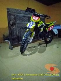 Kumpulan foto motor trail odong-odong basic Yamaha Scorpio (12)