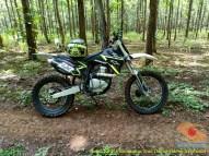 Kumpulan foto motor trail odong-odong basic Yamaha Scorpio (18)