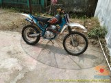 Kumpulan foto motor trail odong-odong basic Yamaha Scorpio (3)