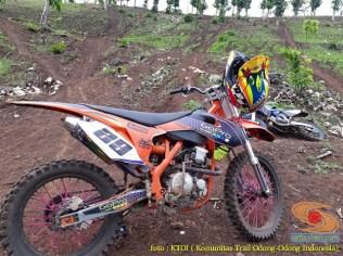Kumpulan foto motor trail odong-odong basic Yamaha Scorpio (6)