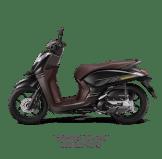 daftar pilihan warna Honda Genio tahun 2019