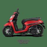 inilah daftar warna Honda Genio tahun 2019