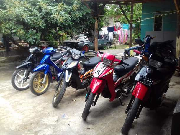 karbu Yamaha Force 1, F1Z dan F1ZR buat balapan road race