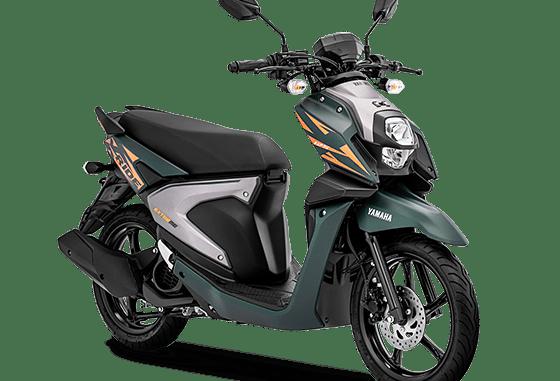 2 Warna baru Yamaha X-Ride 125 tahun 2019