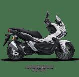6 pilihan warna Honda ADV 150 tahun 2019