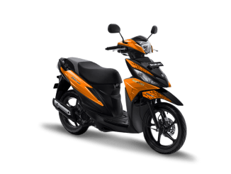 Pilihan Warna & Striping Baru Suzuki Address Playful tahun 2019