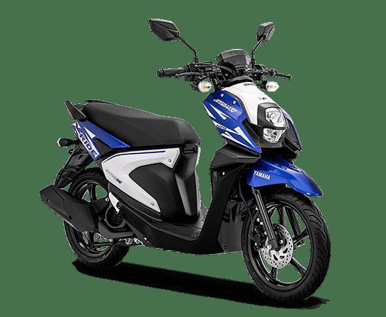 Warna baru Yamaha X-Ride 125 tahun 2019