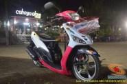 Kumpulan Gambar Modifikasi Yamaha Mio Ceper alias penyapu jalan gans.. (15)