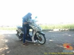 Kumpulan Gambar Modifikasi Yamaha Mio Ceper alias penyapu jalan gans.. (20)