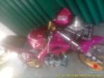 Kumpulan gambar modifikasi Yamaha Vixion warna pink brosis (14)