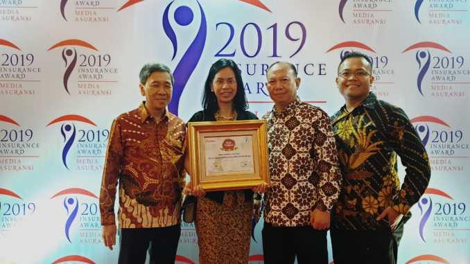 MPM Insurance Meraih Best General Insurance 2019 dari Media Asuransi