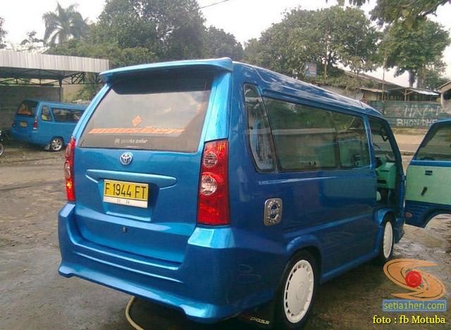 700 Koleksi Modifikasi Mobil Carry Angkot Bogor Gratis Terbaik
