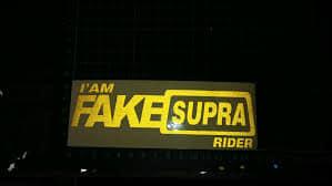 Stiker biker : fakesupra atau pakesupra ...hehehe (diskusi ringan)
