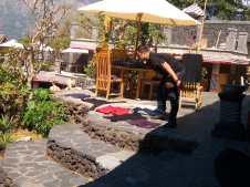 jalan-jalan di Bali, menikmati alam di Taman Nasional Geopark Gunung Batur, Kintamani (10)
