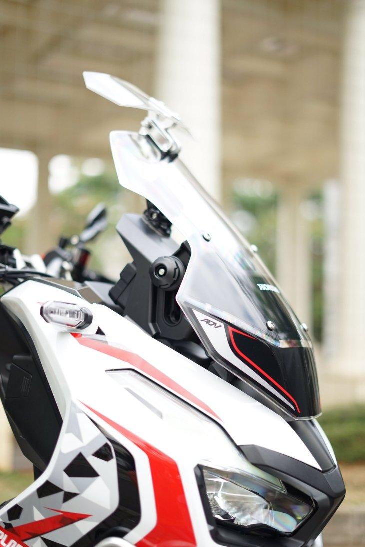 Konsep modifikasi Honda ADV150 tahun 2019, Advance Explorer