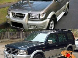 Antara Ford Everest VS Isuzu Panther Touring, pilih mana?mobil bekas