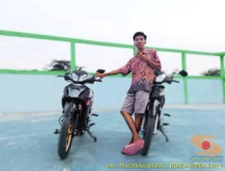 Kumpulan foto honda supra dan ridernya, monggo diintips brosis (10)
