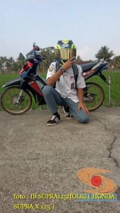 Kumpulan foto honda supra dan ridernya, monggo diintips brosis (5)