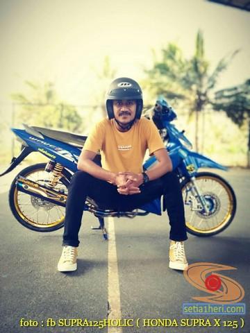 Kumpulan foto honda supra dan ridernya, monggo diintips brosis (7)