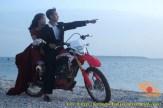 Kumpulan foto romantisme anak motor trail maupun prewedding biker (16)