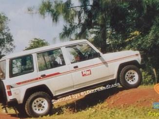 Mengenal motuba Daihatsu Taft GT Ranger dan Hiline