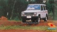 Mengenal motuba Daihatsu Taft GT Ranger (10)