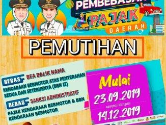 jadwal pemutihan motor di Jawa Timur tahun 2019