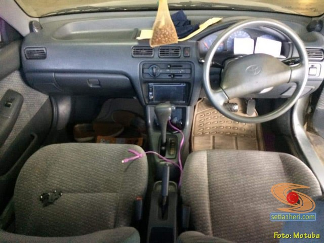 Review sekilas sedan Toyota Soluna GLi dari warganet