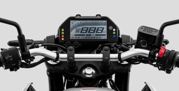 speedometer Yamaha MT-25 tahun 2019