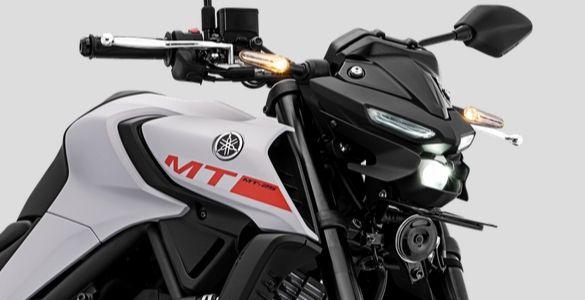 tangki Yamaha MT-25 tahun 2019