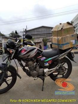 Misteri jok belakang kosong di Honda New Megapro ini akhirnya terjawab.. (8)