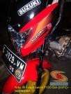 Modifikasi Suzuki Satria Fu warna merah brosis (4)