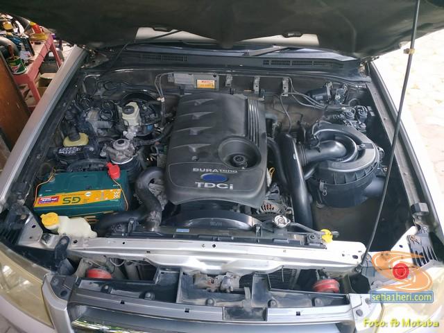 Pengalaman memelihara Ford Everest TDCI tahun 2009 dan part subtitusinya.